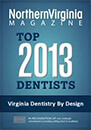 Top 2013 Dentists: Virginia Dentistry by Design